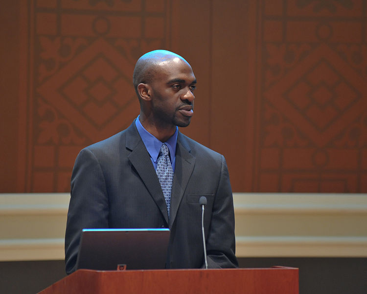 Michael Blake previously worked on the Obama presidential campaigns and is currently a New York assemblyman.