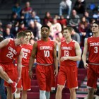 The Red couldn't keep up with Harvard in the second half, falling to the Crimson in the Ivy League tournament.