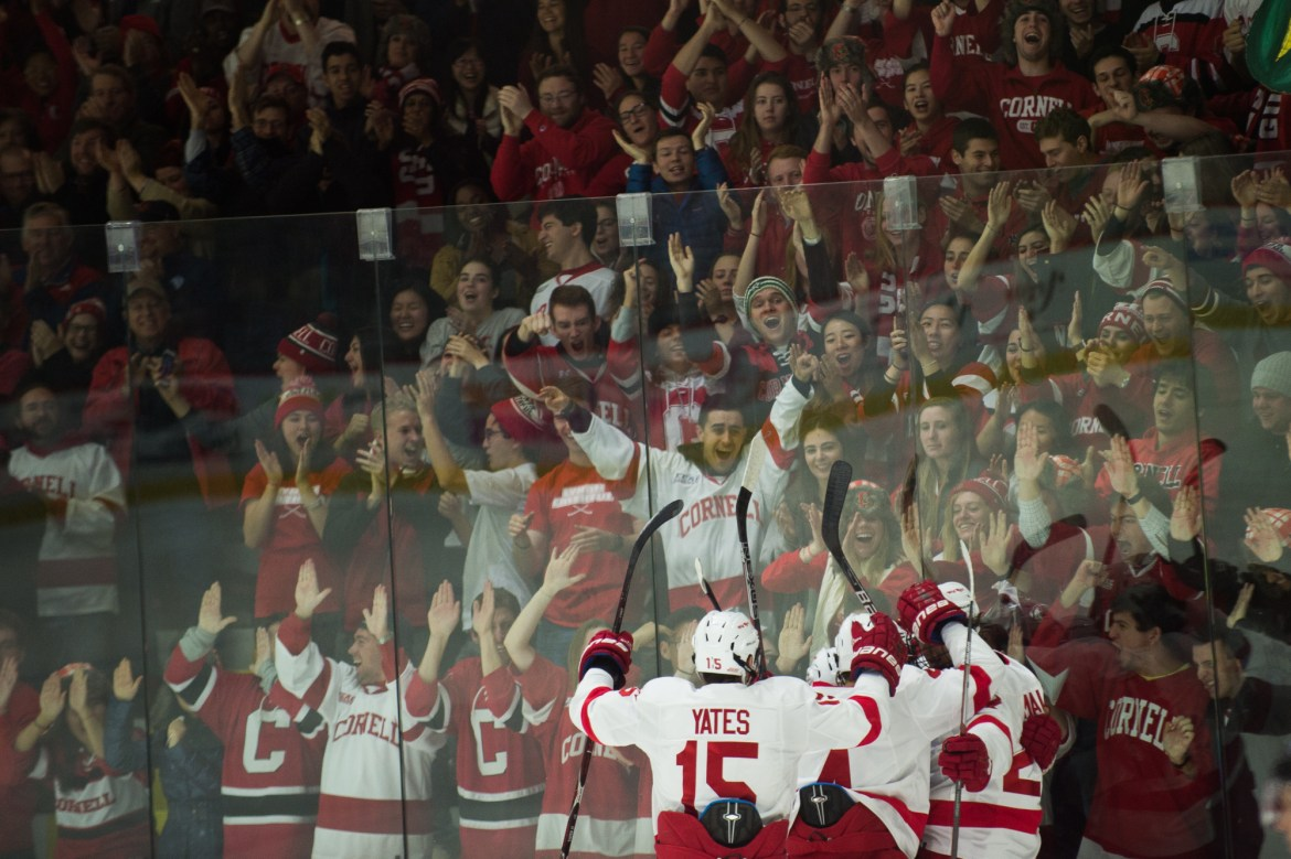 Follow this page as the ECAC presents end-of-season awards.