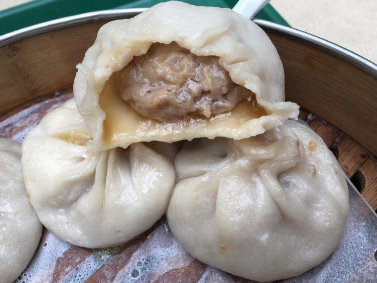 Tian Jin Foods soup dumplings