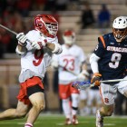 Cornell defeated Syracuse at home on April 10, but will now travel to the Orange's turf for a rivalry showdown in the NCAA tournament.