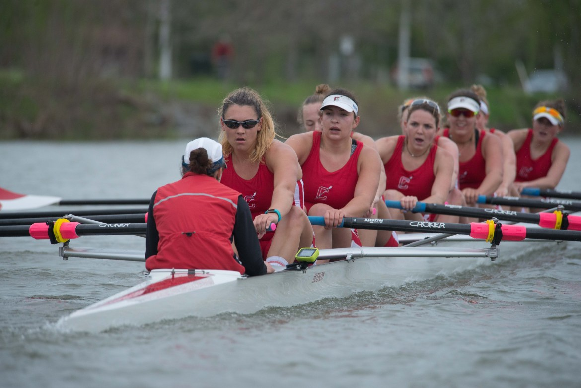 Cornell women's rowing is undergoing a resurgence, and it has stemmed from a charter that boiled down to three words.