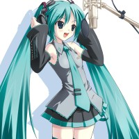 Need a celebrity to sing your song? Here's Hatsune Miku