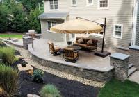 Backyard Patios Design Ideas | CornerStone Wall Solutions