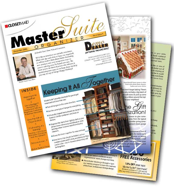 Newsletters Cornucopia Creations - company newsletters examples
