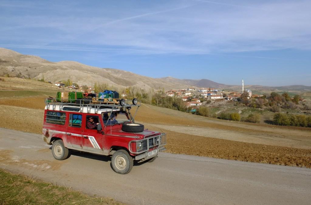 Rural Turkey