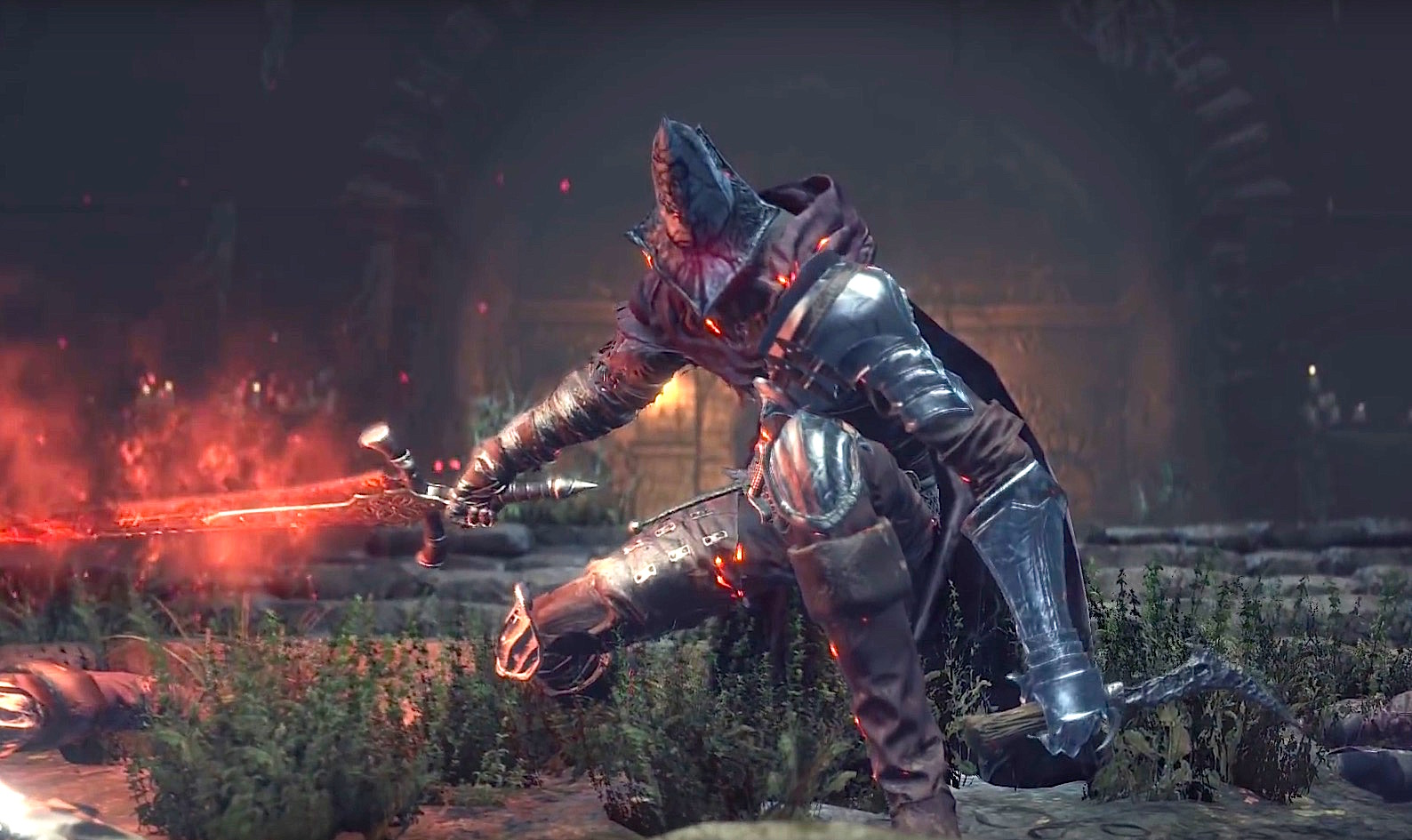 Prince Of Persia Hd Wallpaper How To Kill Abyss Watchers Corpocrat Magazine