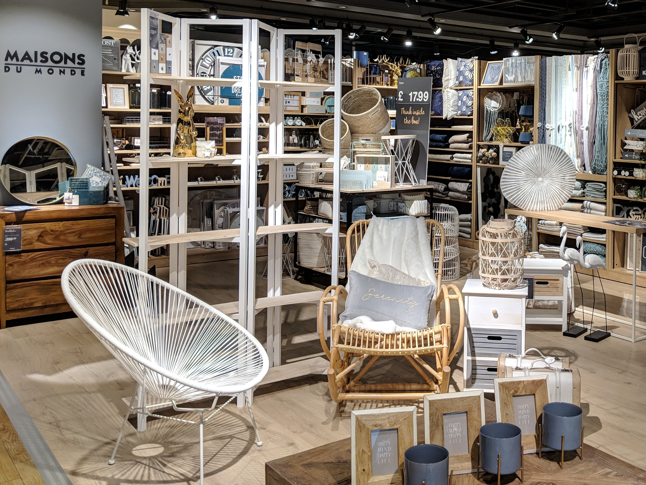 Maisons Du Monde Near Me Maisons Du Monde Opens A New Shop In Shop In Leicester At