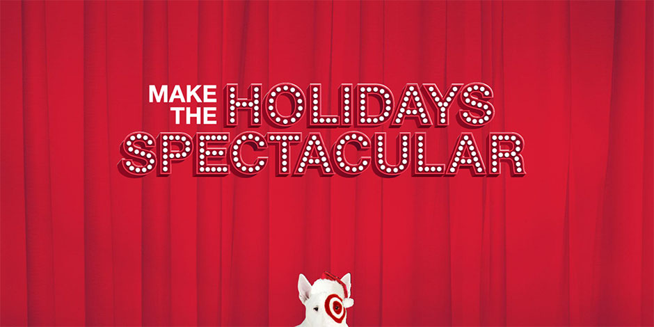 Target Lifts The Curtain On Holiday Plans Including A