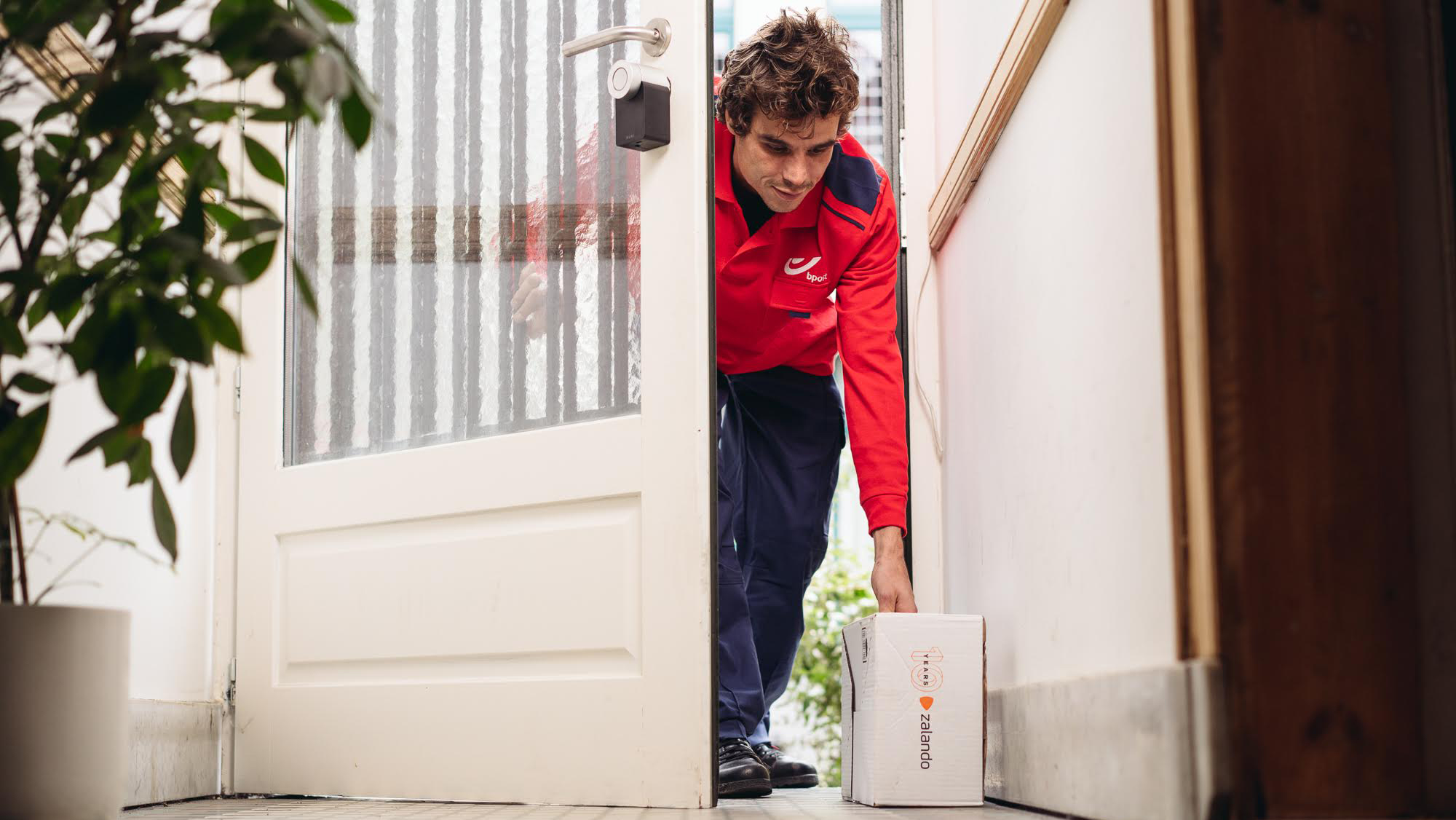 In Home Delivery Zalando Zalando And Bpost Test In Home Delivery In Belgium
