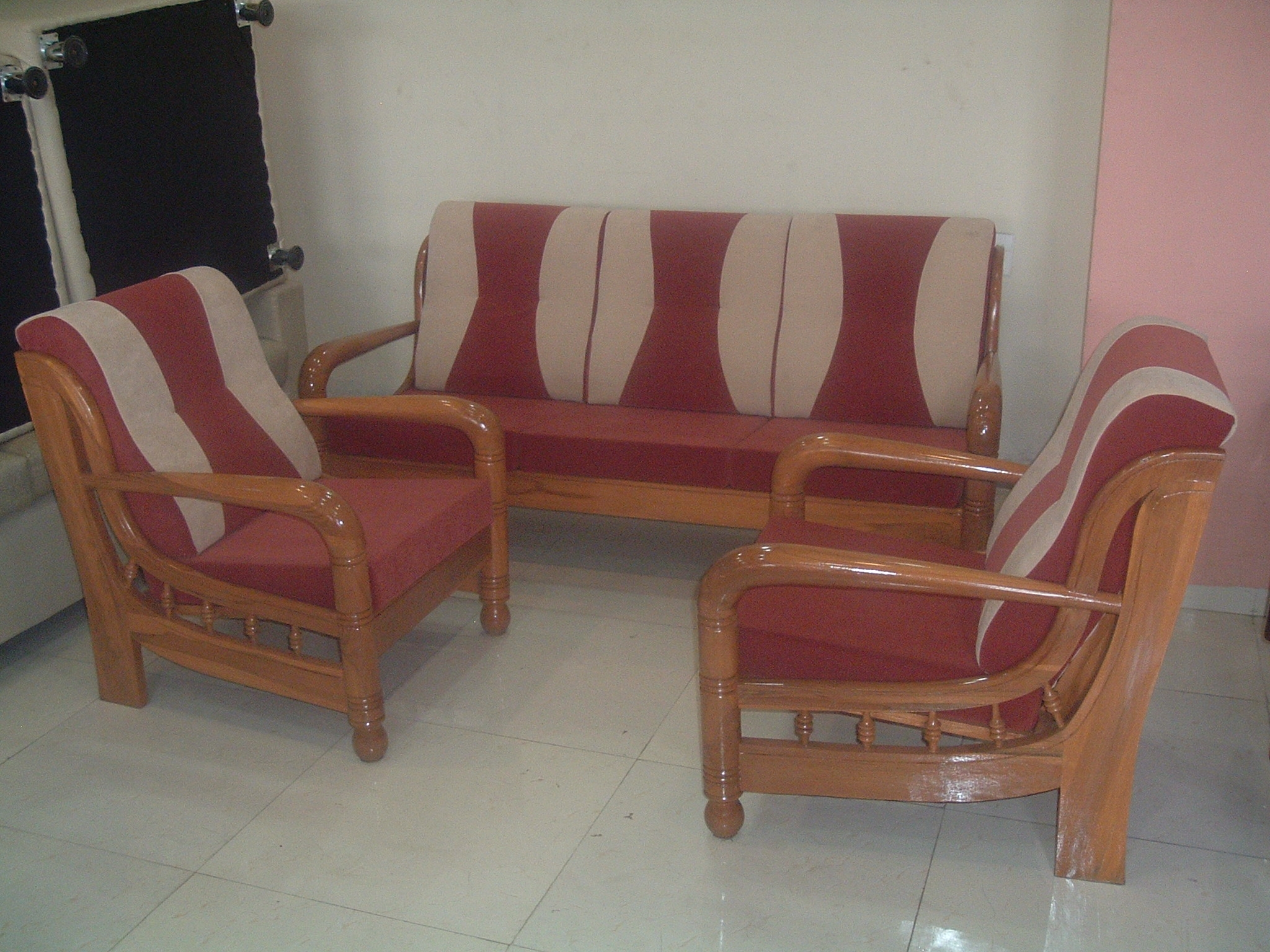 Sofa Set Price In Jagdalpur Wooden Sofa Set With Price