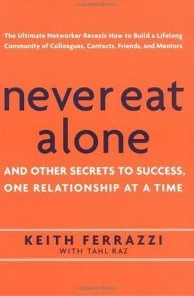 book-never eat alone