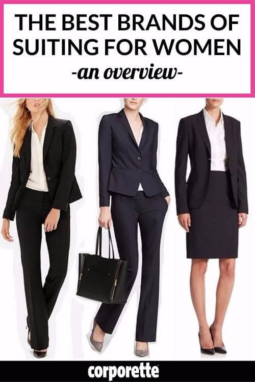 The Corporette Guide to Suits