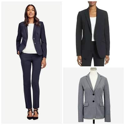 Budget-Friendly Interview Suits - Great for Law Firm Interviews and