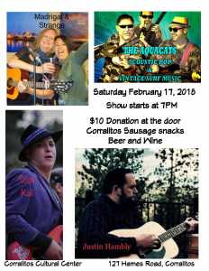 CorralitosMusic-local performers from open mic