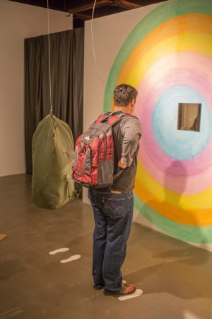 Par Course C (Cypress College Art Gallery, Cypress, California, 2013)