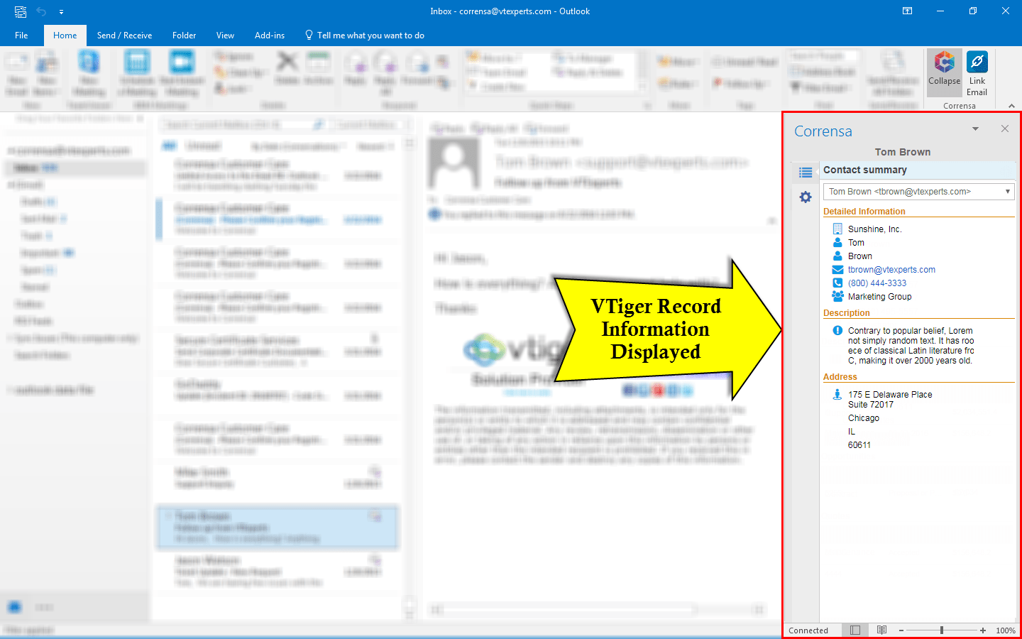 Outlook Pack Office Get Started With Corrensa Outlook Gmail Office 365 Plugin