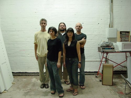 The ICCA Group: (left to right) Stephen Dent, Aimee Dent, Quinn Gomez-Heitzeberg, Yumi Kinoshita, Edward Lund.