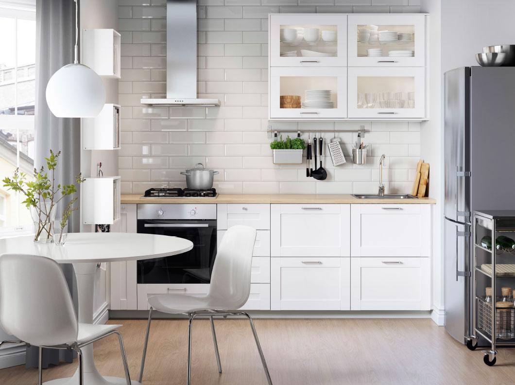 Credenza Ikea Prezzo : Cucina ikea pino piastrelle