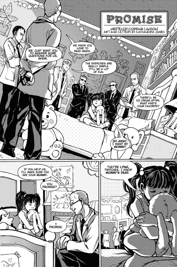 Greyhaven comics