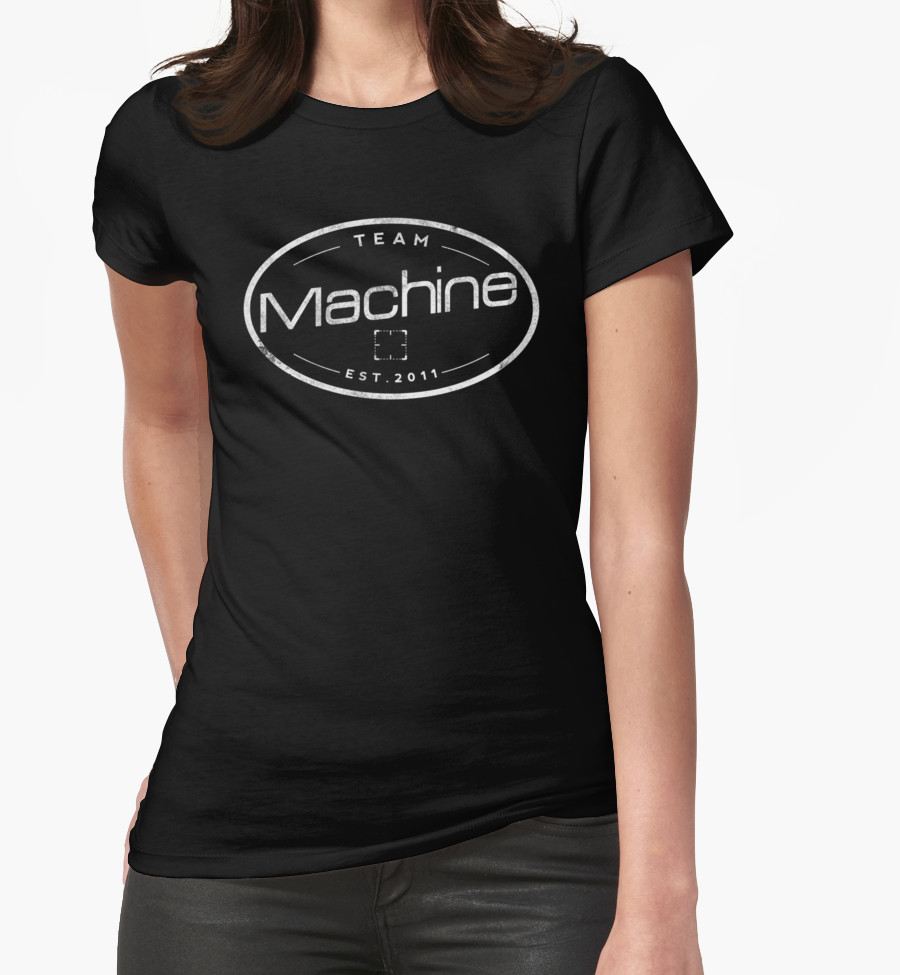 Team Machine t-shirt