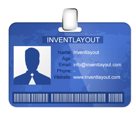 Employee Id Badge Template – Id Badge Template