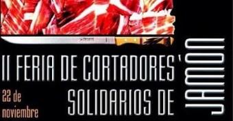 II Feria de Cortadores Solidarios de Jamón
