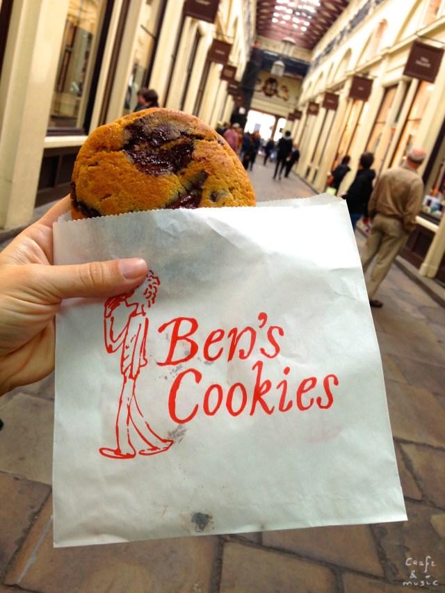 B de Ben's Cookies