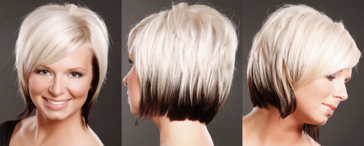 Corte de cabelo curto #874