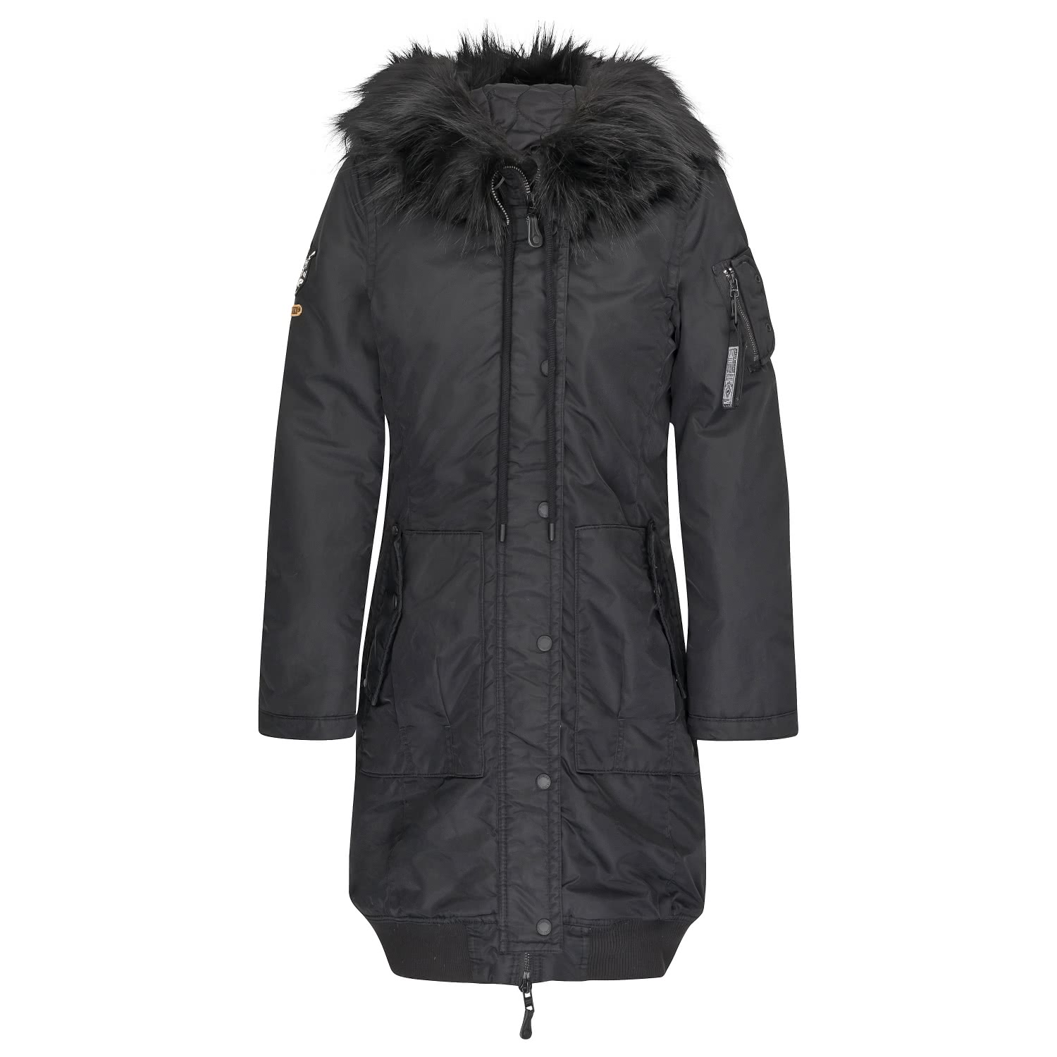 Www Zalando De Sale Wintermantel Damen Zalando Zalando Kengstar Wintermantel