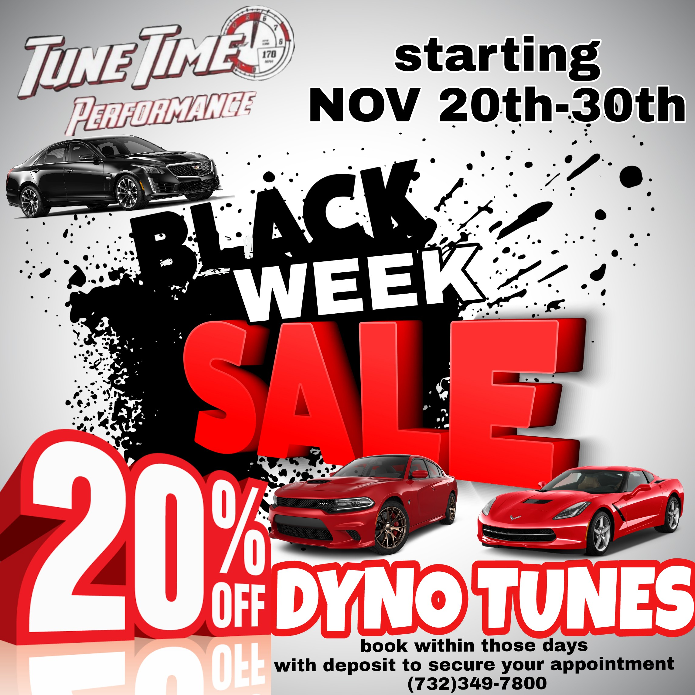 Black Week Sale Black Week Sale 20 Off Dyno Tunes Corvetteforum Chevrolet