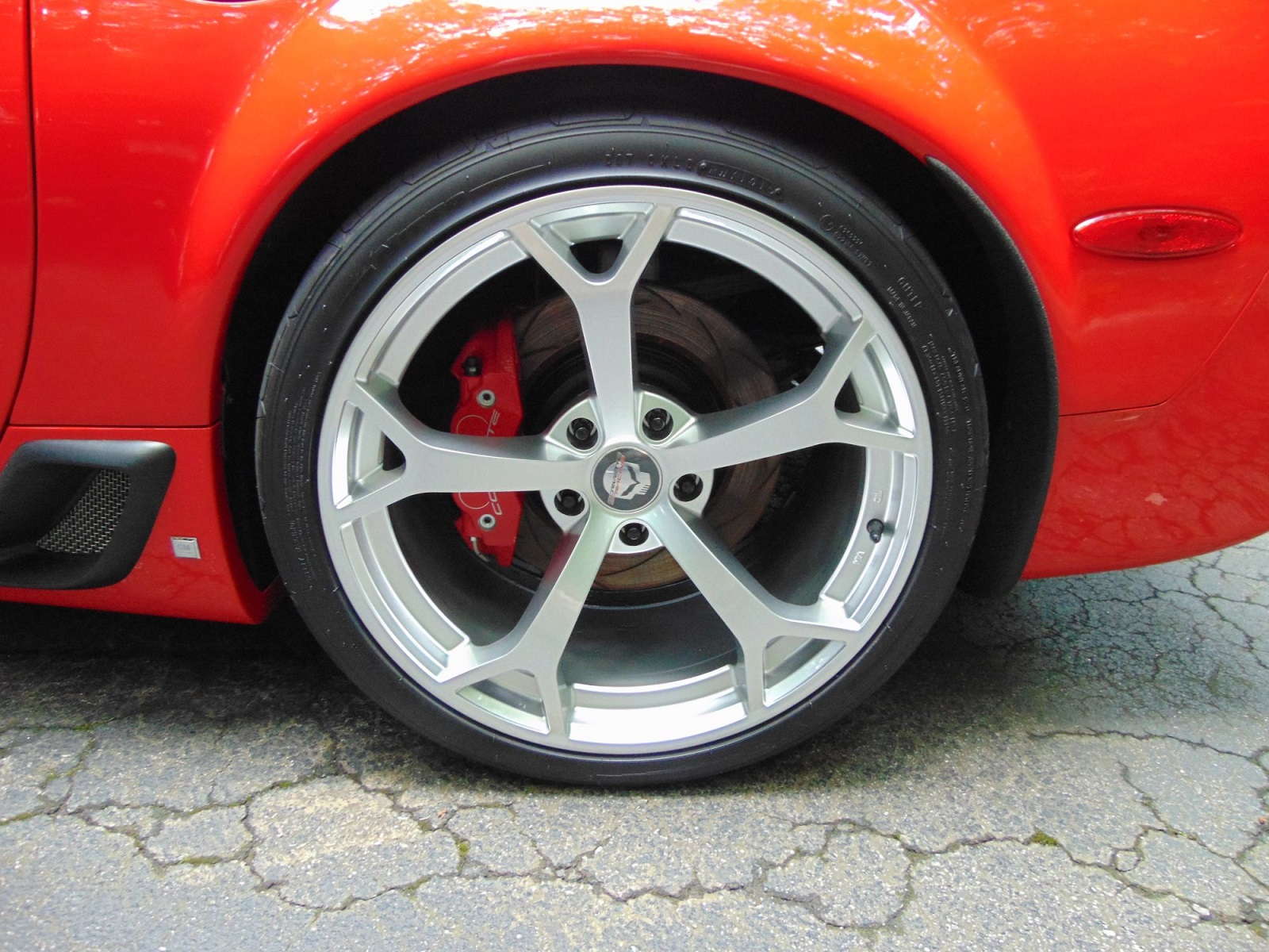 Casters And Wheels These Badass Wheels And Tires Can Be On Your Corvette