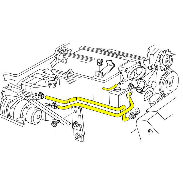 corvette c6 engine diagrams