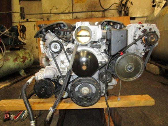 CHEVY CORVETTE C5 ENGINE MOTOR WIRING HARNESS ECU COMPUTER LS1 for