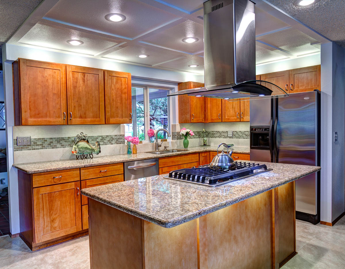 Granite Countertops Everett Wa Seattle Home Remodeling Contractor Corvus Construction
