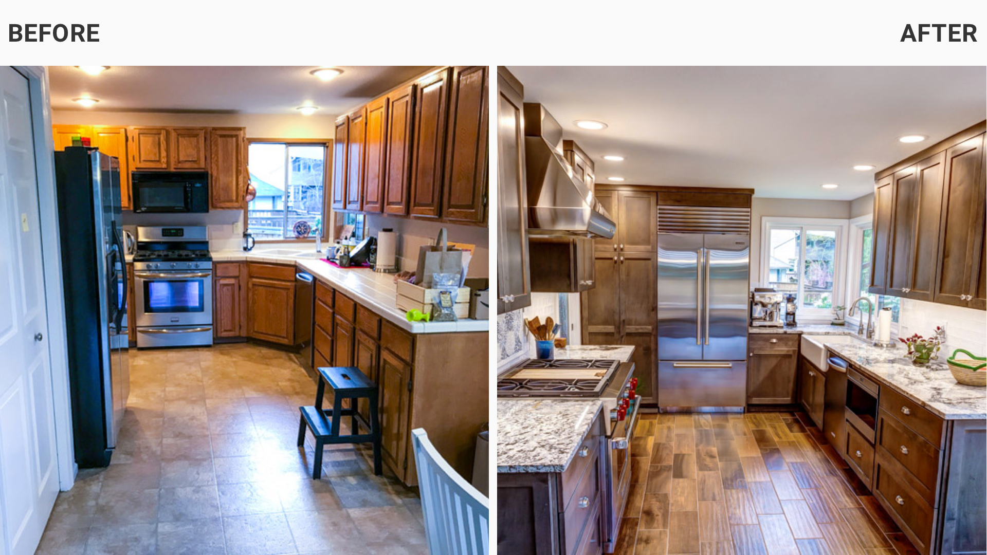 Granite Countertops Everett Wa Portfolio Corvus Construction Seattle Remodeling
