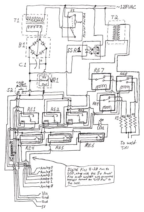 tattoo power supply wiring schematic