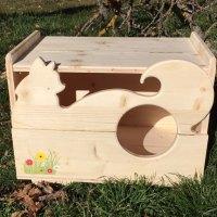 Kittens' Nursery® - Casetta Parto