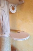 Code Volanti - corda di sisal o levigati