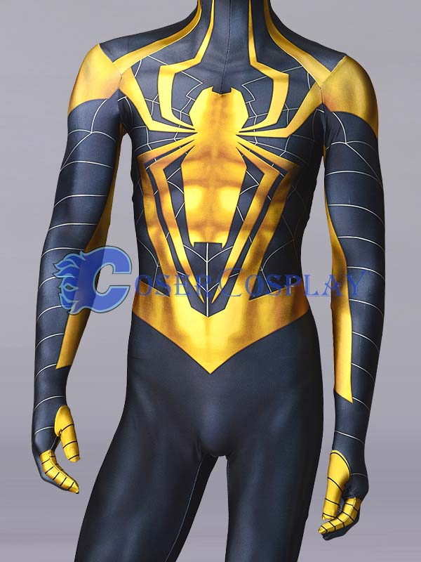 Stock Photo Zentai 2018 Spiderman Full Body Suits For Men Cosercosplay