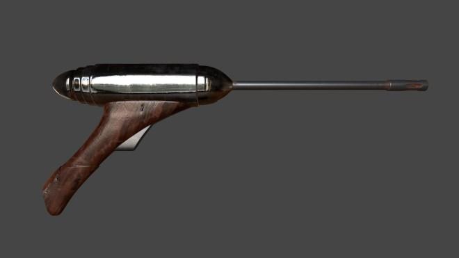 Padme Amidala\'s Blaster Pistol