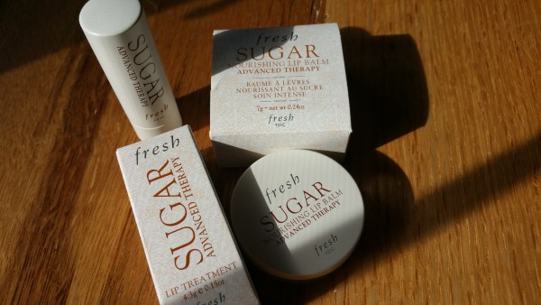 Fresh f21c Sugar Lip Treatment and Sugar Nourishing Lip Balm