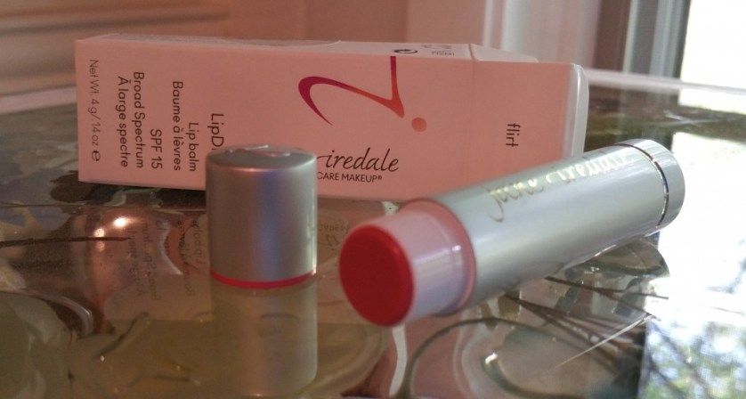 Jane Iredale Lip Drink SPF 15 in Flirt