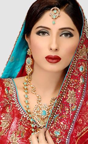 Allenora Annie Signature Salon Bridal Makeup 9