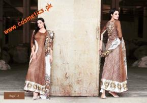 Hira Lari Summer Collection For Women 2012 By Afroz Textiles. (9)