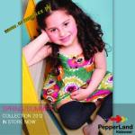 Pepperland Stylish Kids Wear For Spring Summer 2012 Pictures