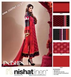Nishat Linen Summer Collection For Women 2012. (3)