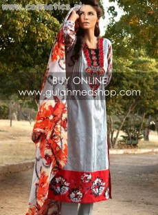 Gul Ahmed Latest summer Collection 2012 Volume 2 011