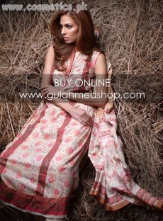 Gul Ahmed Latest summer Collection 2012 Volume 2 014