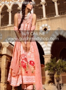 Gul Ahmed New Lawn Prints For Summer 2012 Volume 2 022
